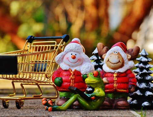 The holidays are coming! Can shoppers find you?